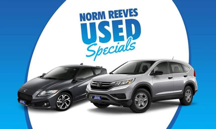 Norm Reeves Honda Superstore Vista