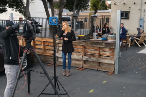 Vista breweries featured on Fox 5 news as pandemic restrictions ease