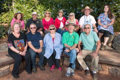 Vista Botanical Gardens Crew
